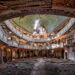 Christian Richter's Abandoned series chronicles Europe's empty buildings