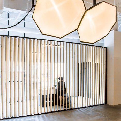"Minimal interior by Rapt Studio provides ""photo studio for the Instagram era"""