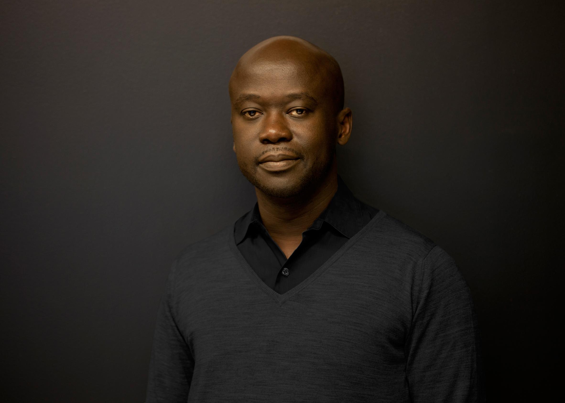 David Adjaye wins London Design Medal 2016