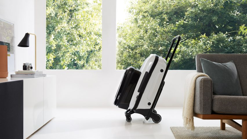 Bugaboo expands beyond strollers with first luggage collection