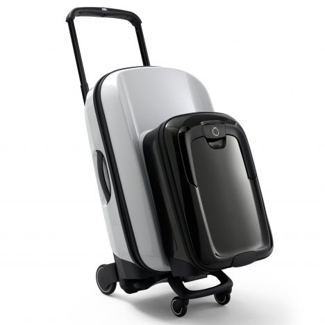 Bugaboo expands beyond pushchairs with first luggage collection