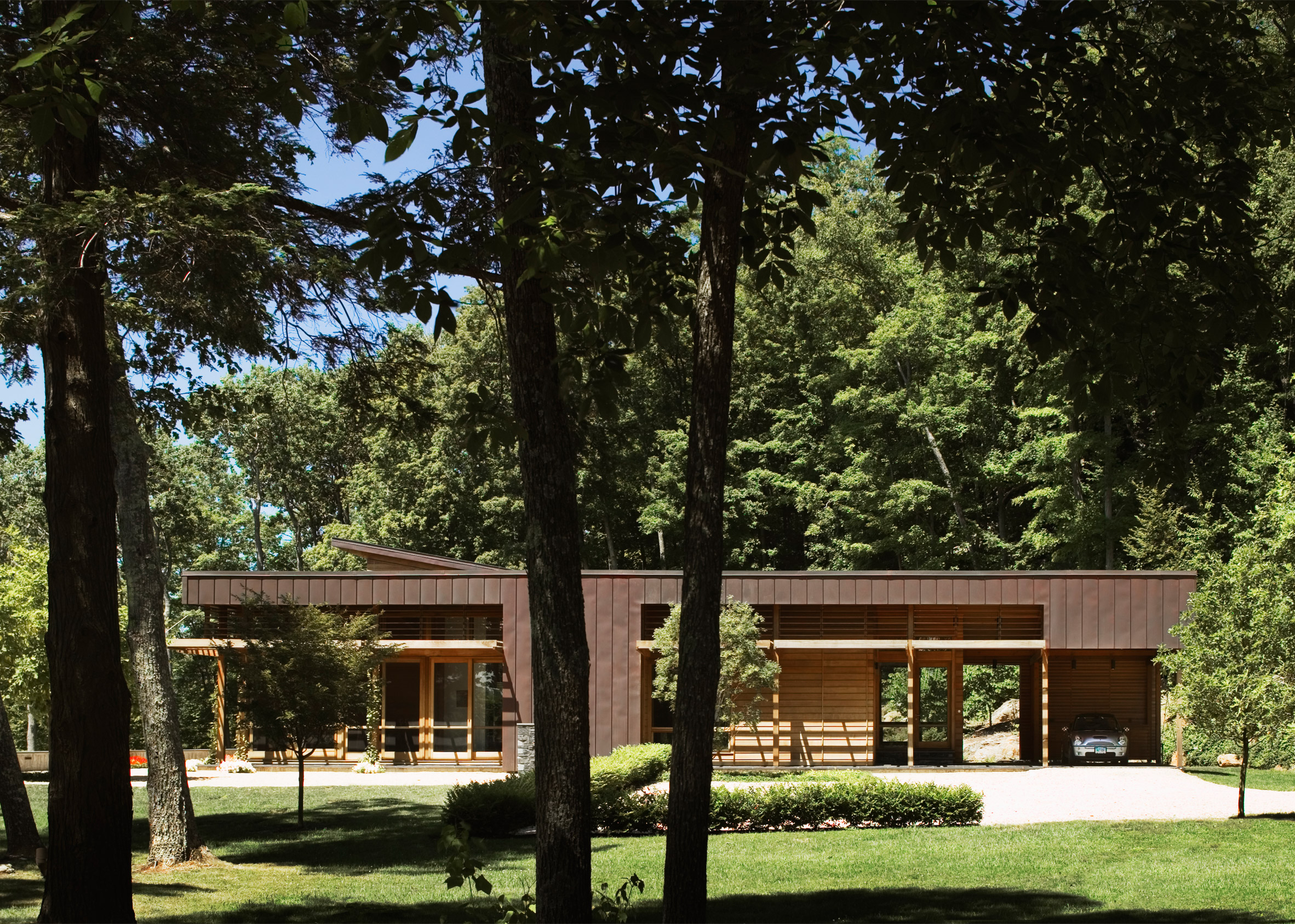 Bull Mountain Residence by Allee Architecture + Design