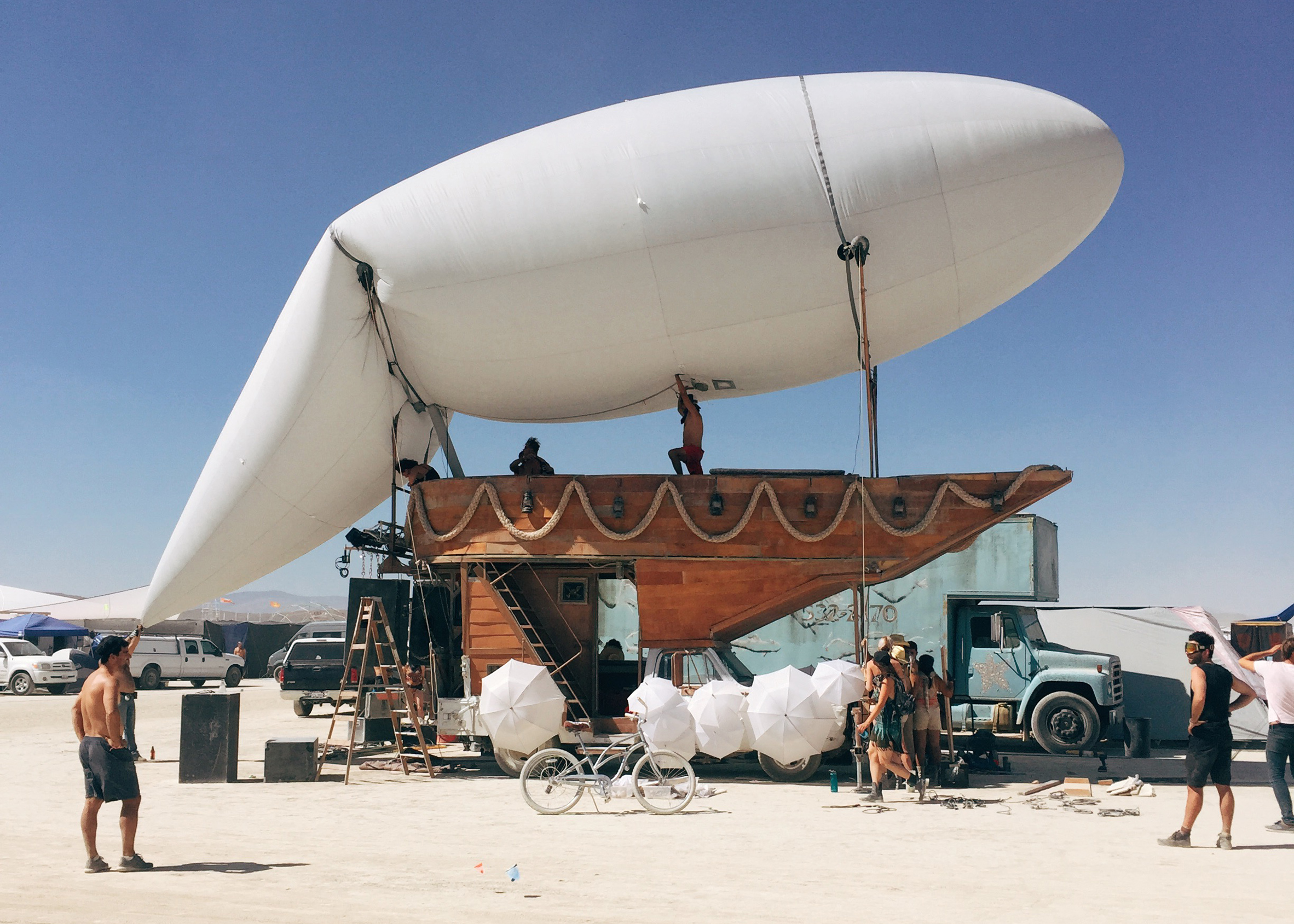 Burning Man 2016
