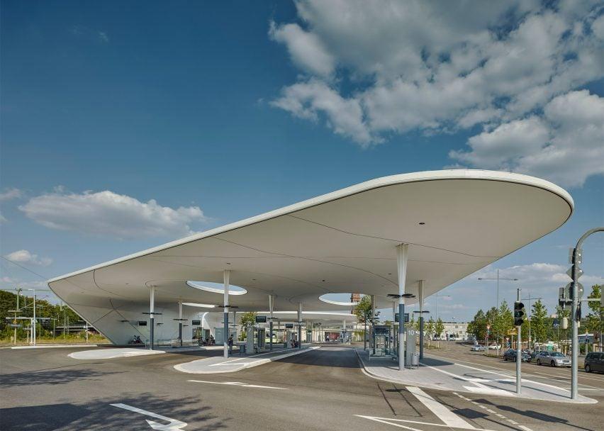 13 Of Central Bus Station By Metaraum Architekten