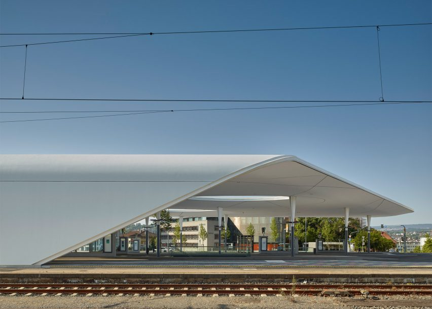 Central Bus Station by Metaraum Architekten