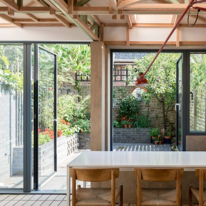 Clock House by Archmongers LLP