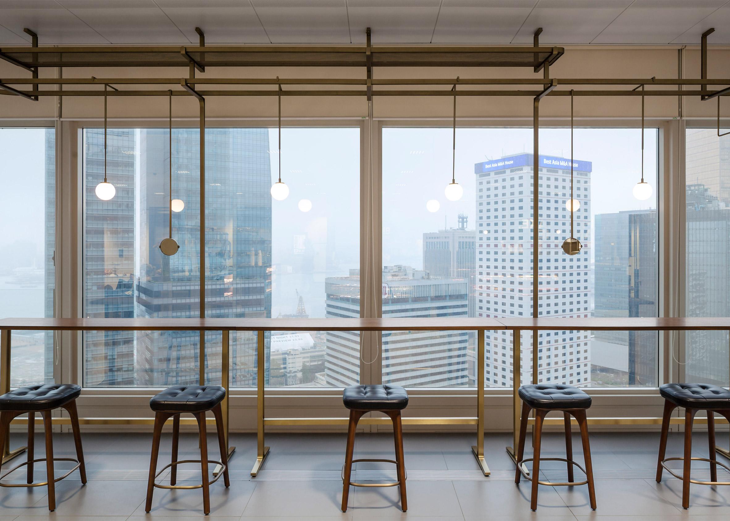 Bloomberg Hong Kong Office by Neri&Hu