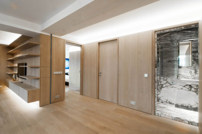 Mayfair apartment by Manuel Irsara