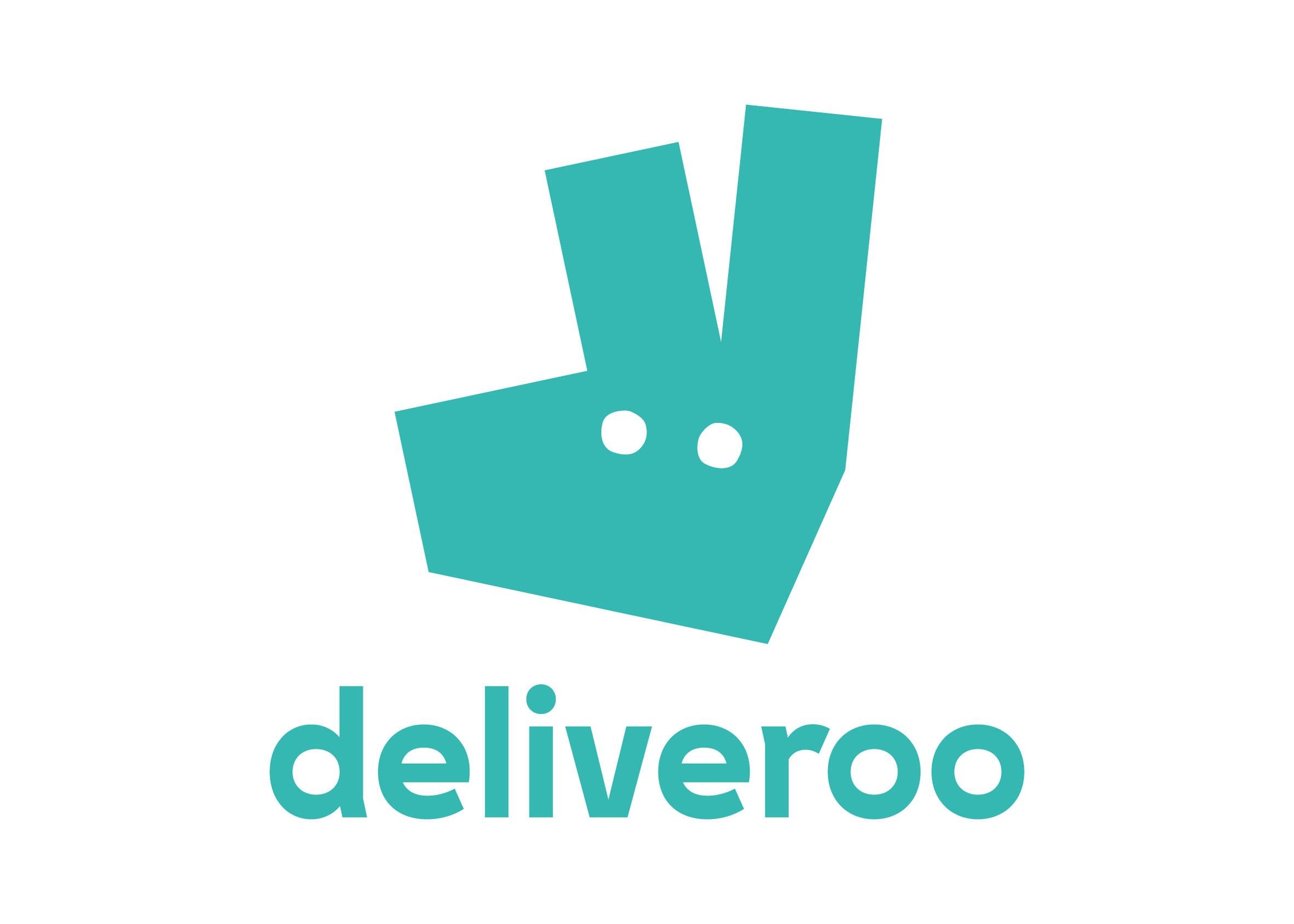 DesignStudio completes minimal rebrand for Deliveroo