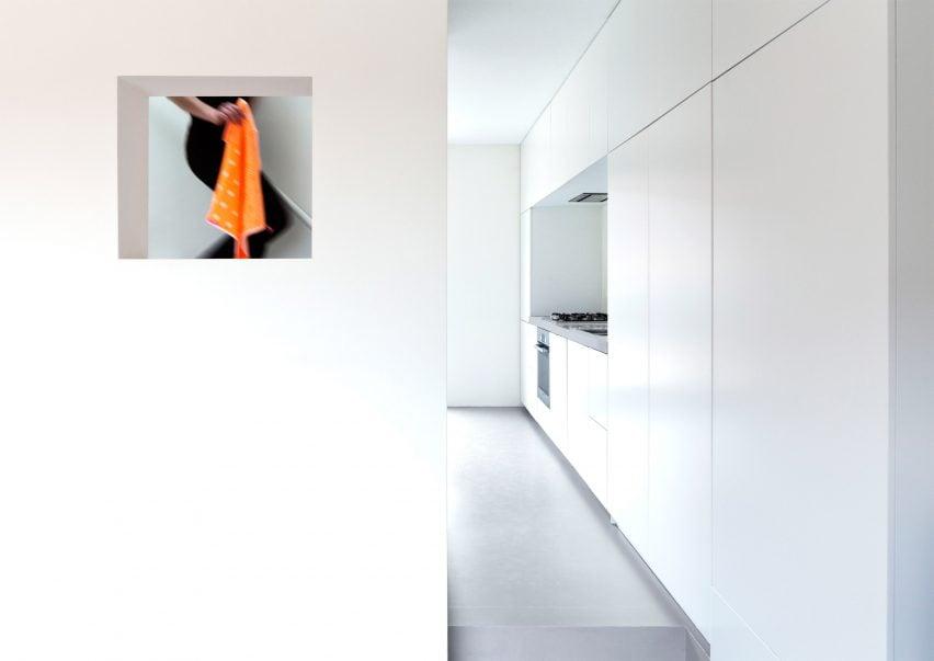 Studio MAKS builds 105m2 concrete Dutch house in an old industrial harbour