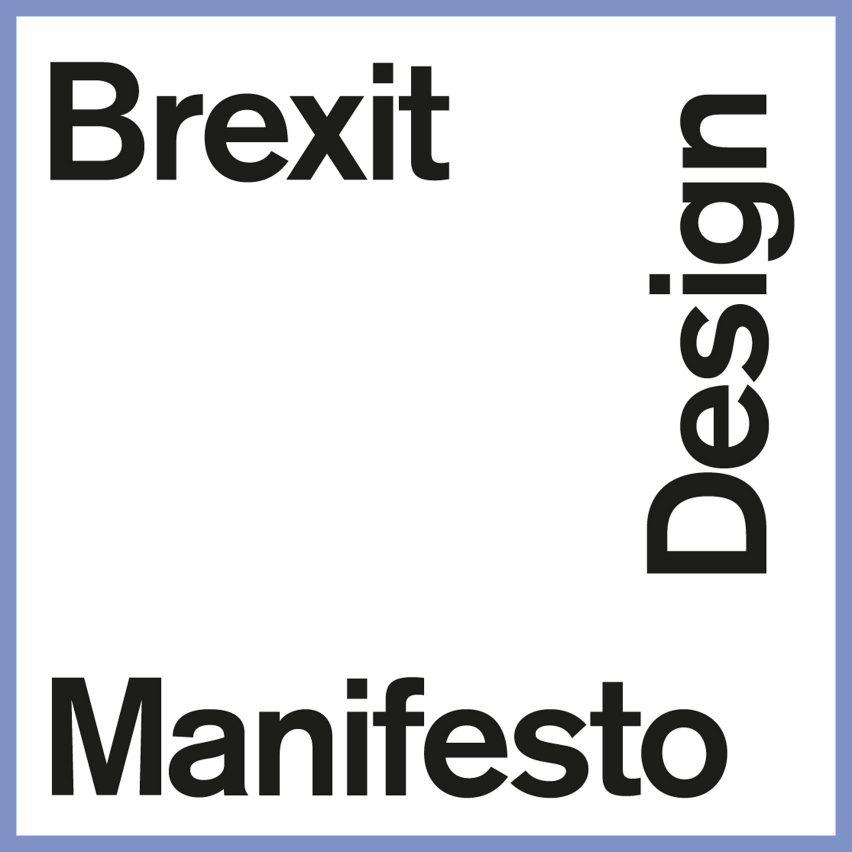 Brexit Design Manifesto