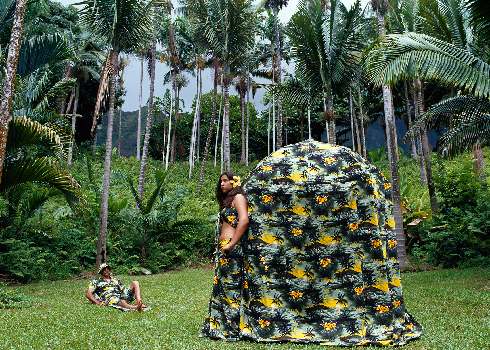 Dress Tents by Robin Lasser and Adrienne Pao