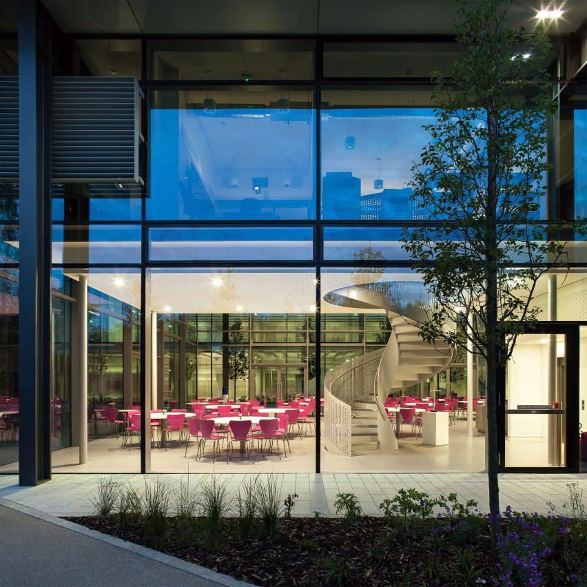 Dyson Campus by WilkinsonEyre