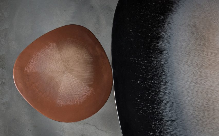 Echo Tables by Studio UUfie