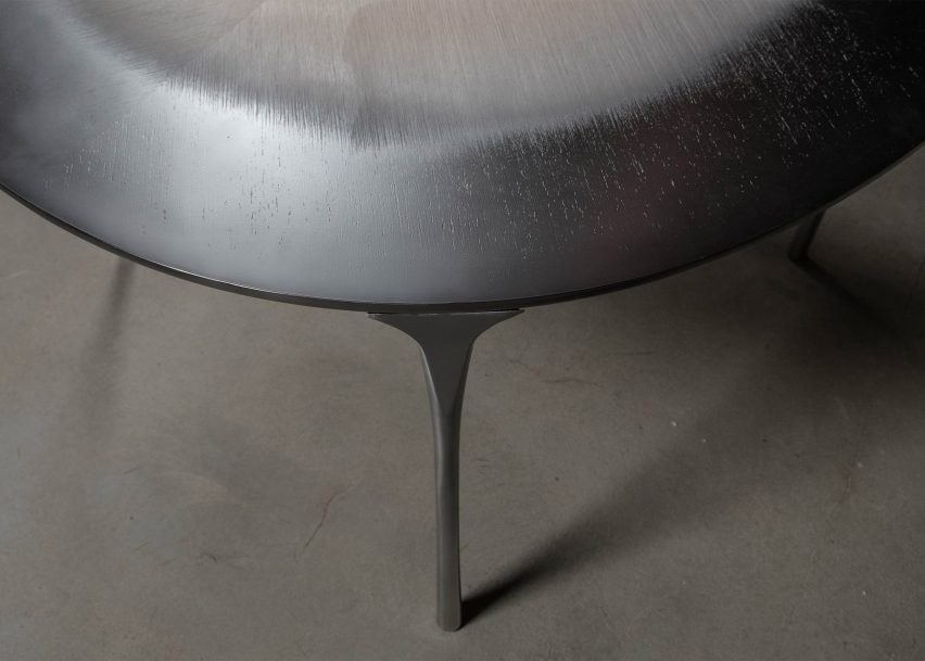 Echo Tables by Studio UUffie