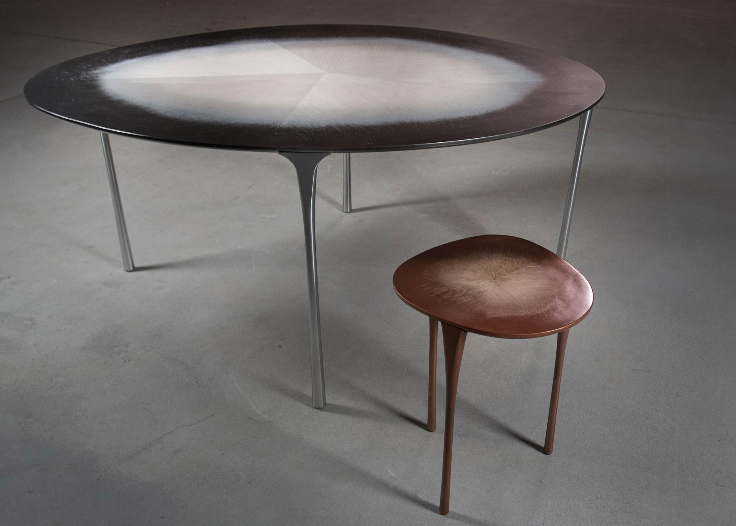 Echo Tables by Studio UUffie