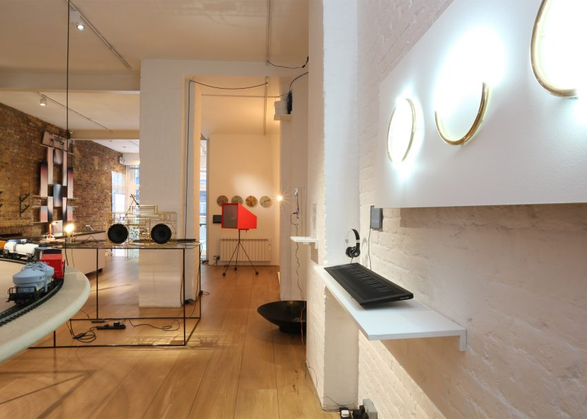 LDF: Electro Craft exhibition