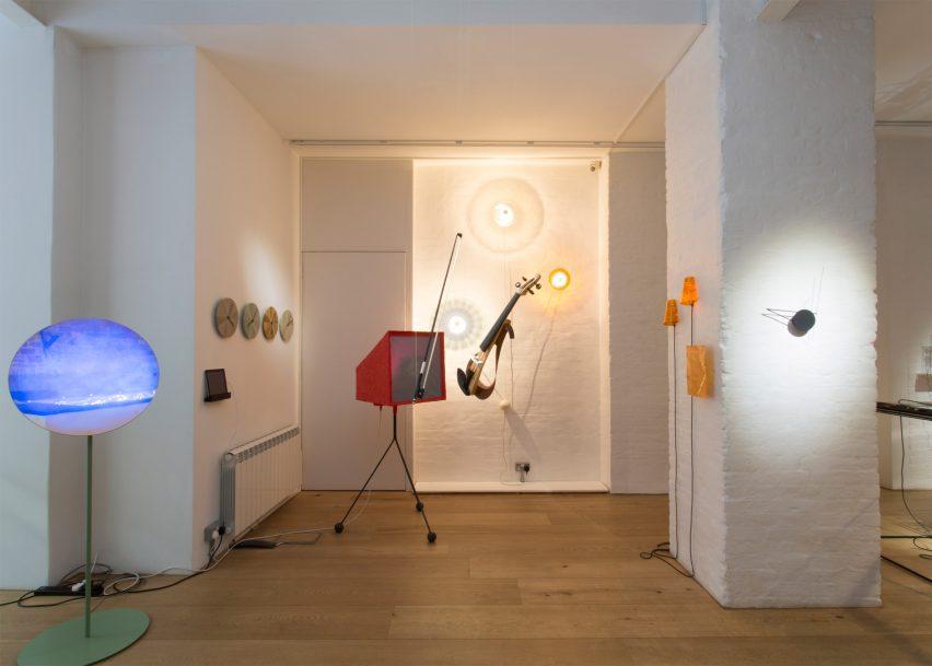 LDF: Electro Craft exhibition