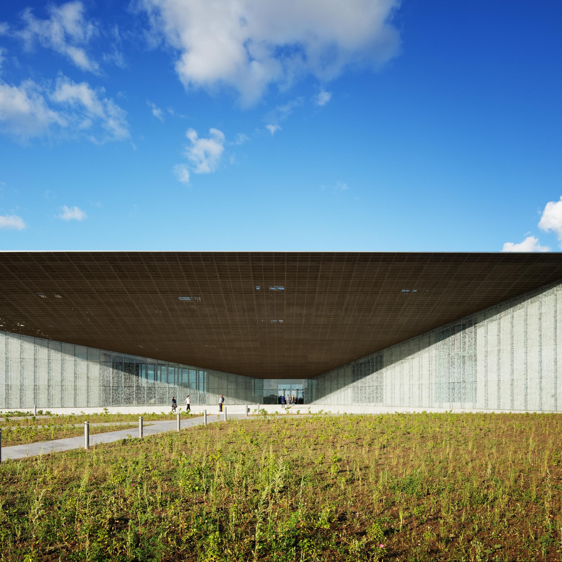 Estonian National Museum by DGT