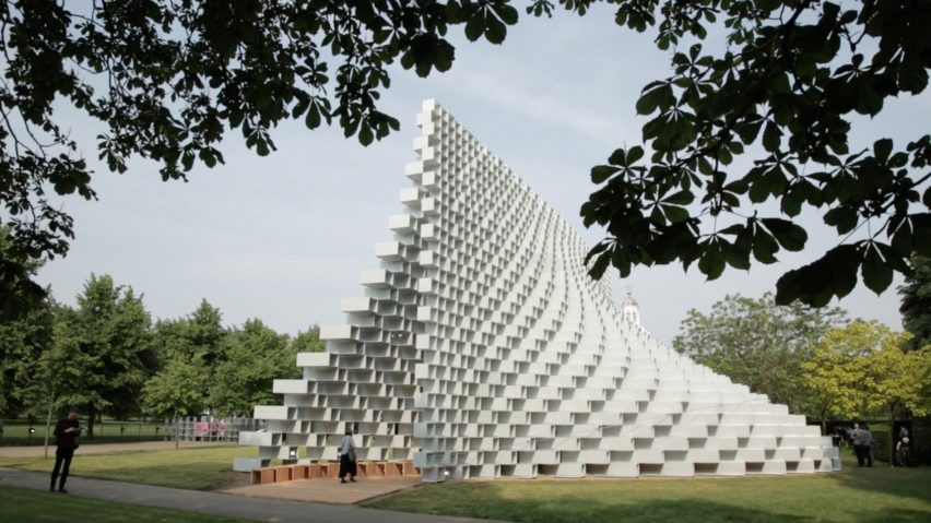 Serpentine Pavilion 2016 BIG