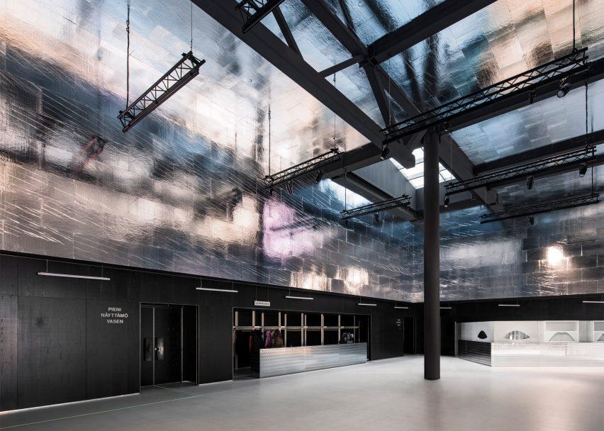 Lappeenranta City Theatre by ALA Architects