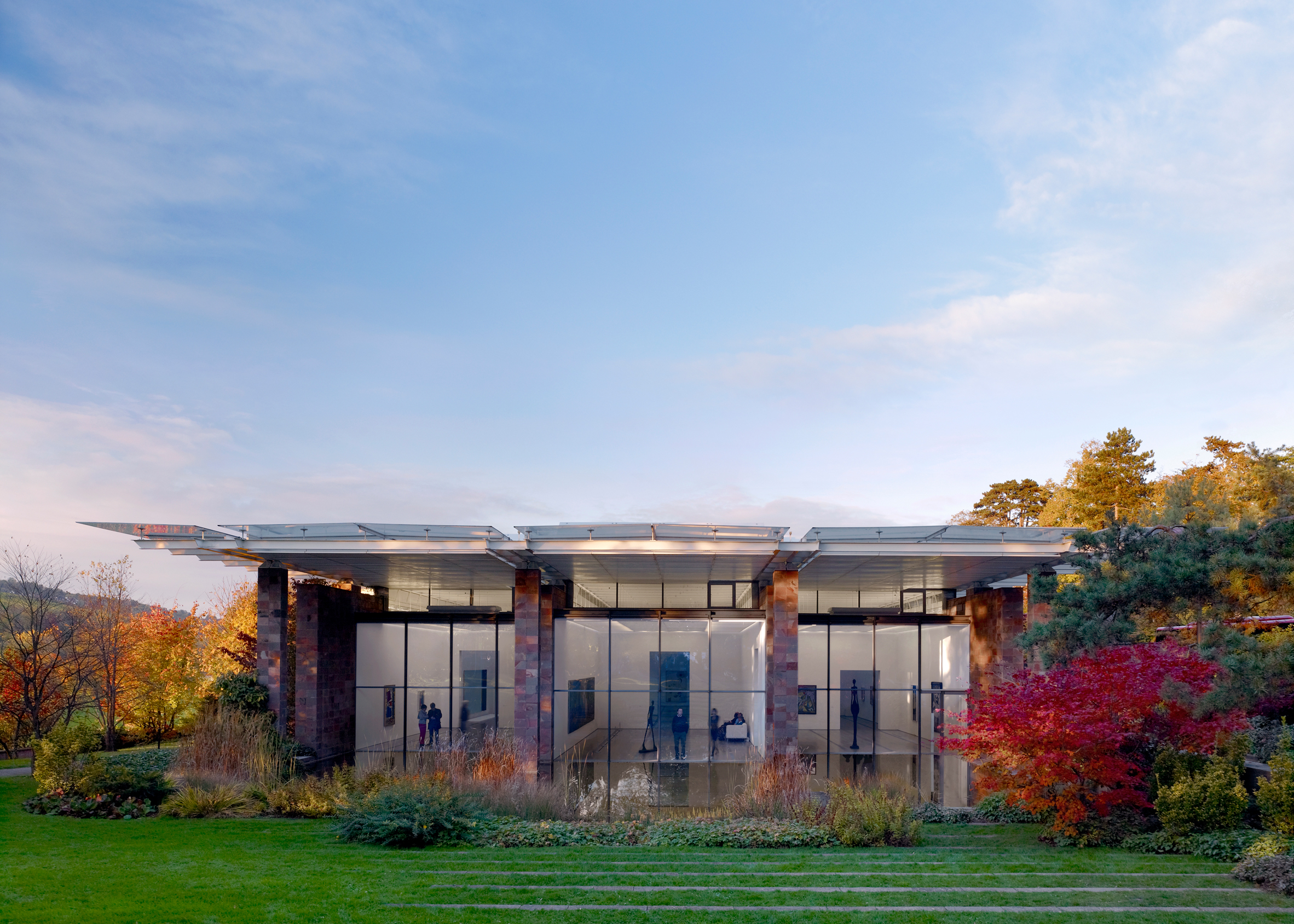 Peter Zumthor to extend the Renzo Piano-designed Fondation Beyeler art museum