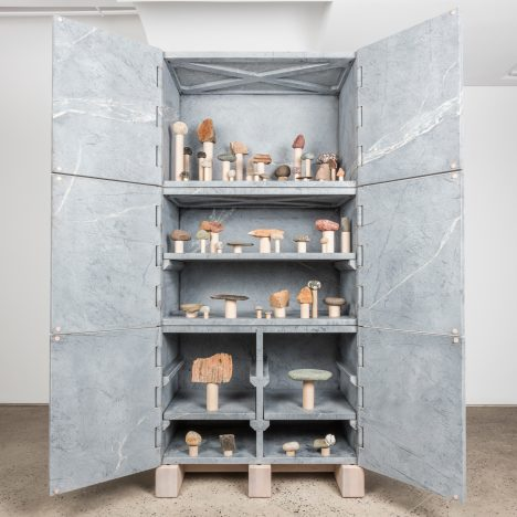 Chamber enlists nine designers for Of Cabinets and Curiosities exhibition