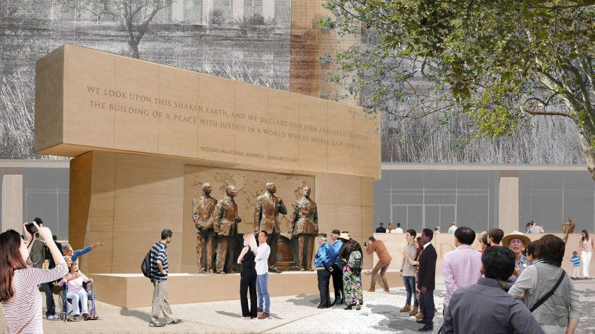 Gehry Eisenhower memorial accepted
