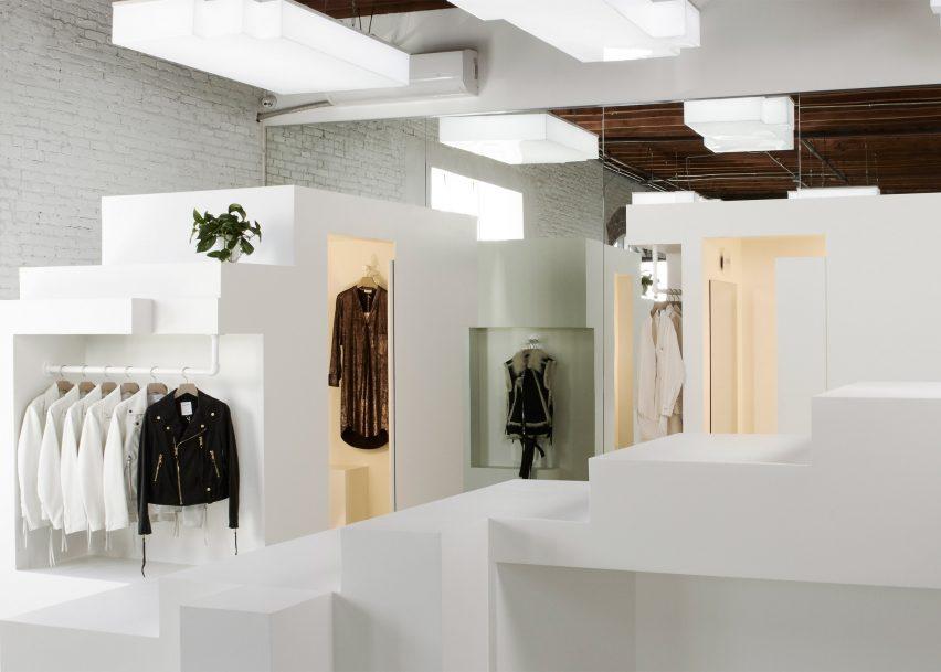 Frankie store by Bureau Spectacular