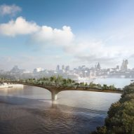 Thomas Heatherwick's Garden Bridge officially scrapped