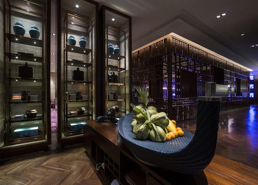 Haitang Bay No9 Sanya by Lifang Liu – Golden A' Interior Space, Retail and Exhibition Design Award in 2016