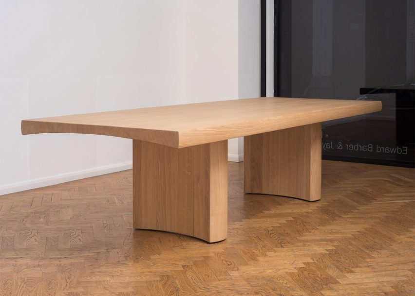 6 of 6; Hackone table by Barber Osgerby