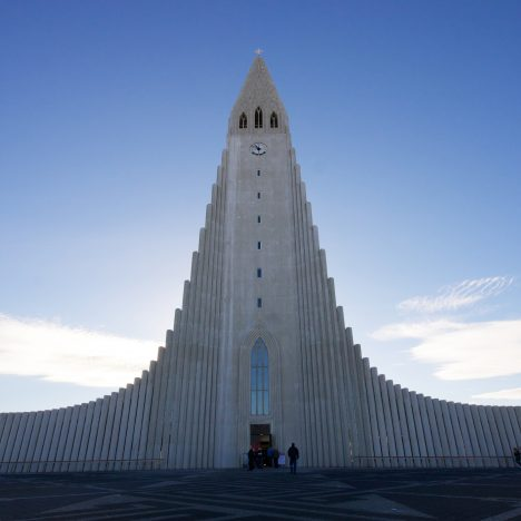 Eight of the most majestic modernist-influenced churches in Iceland