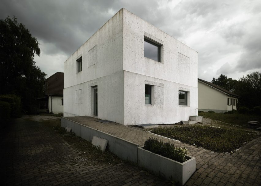 Haus Meister by HDPF