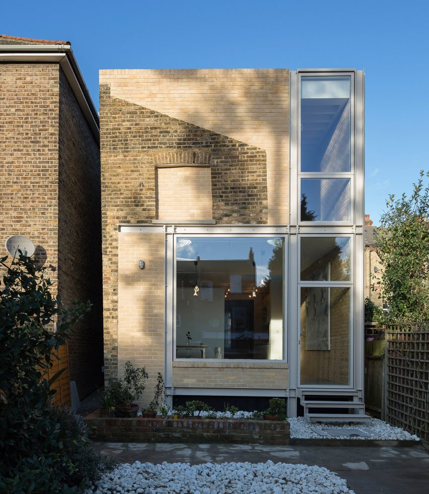 House of Trace by Tsuruta Architects shortlisted for the RIBA Stephen Lawrence award