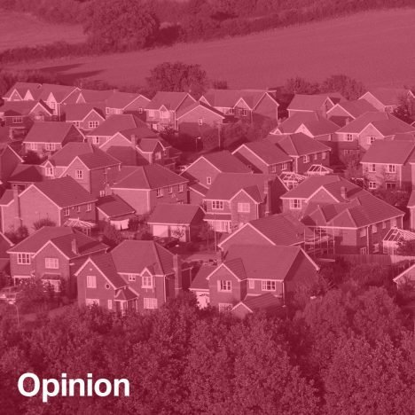 """The housing crisis isn't a crisis, it's a design project"""