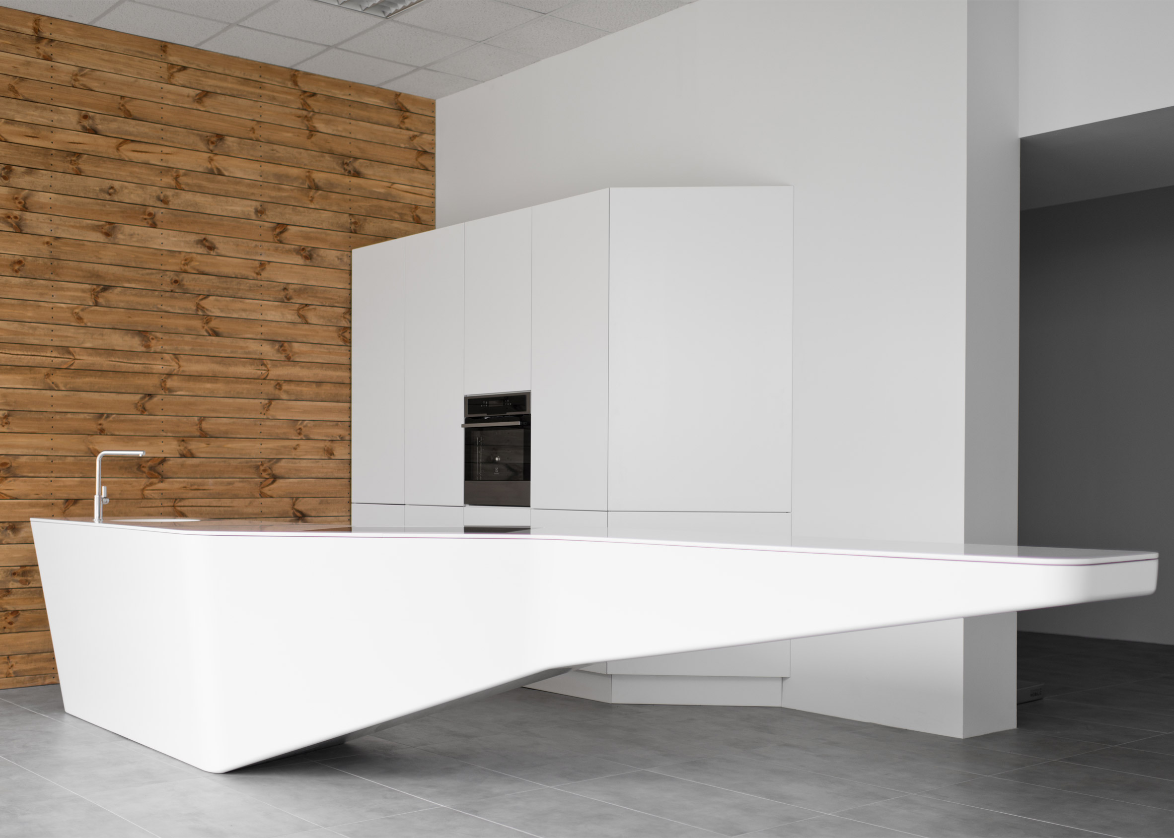 Imprimere Wing Kitchen