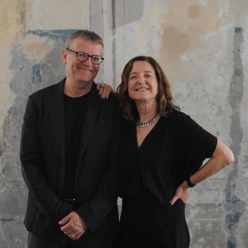 Istanbul Biennial curators Beatriz Colomina and Mark Wigley