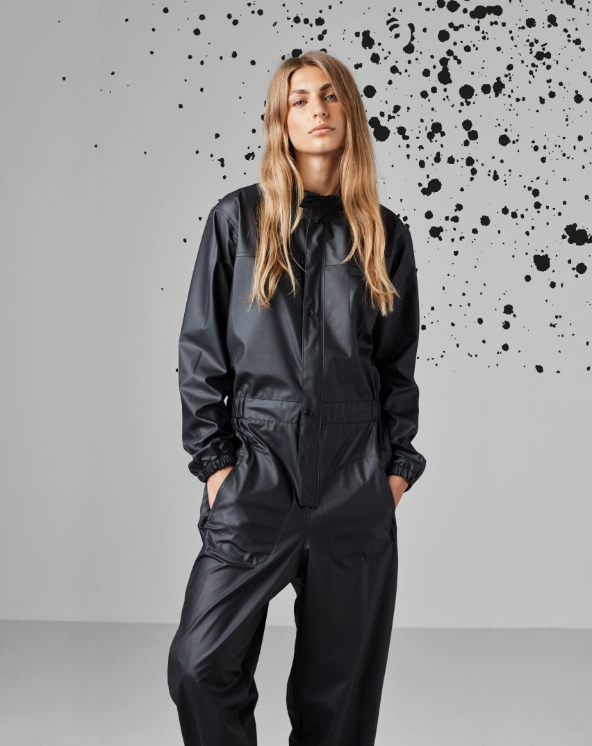 Jorn No1 SS17 Rain Wear by Emma Jorn for Ilse Jacobsen