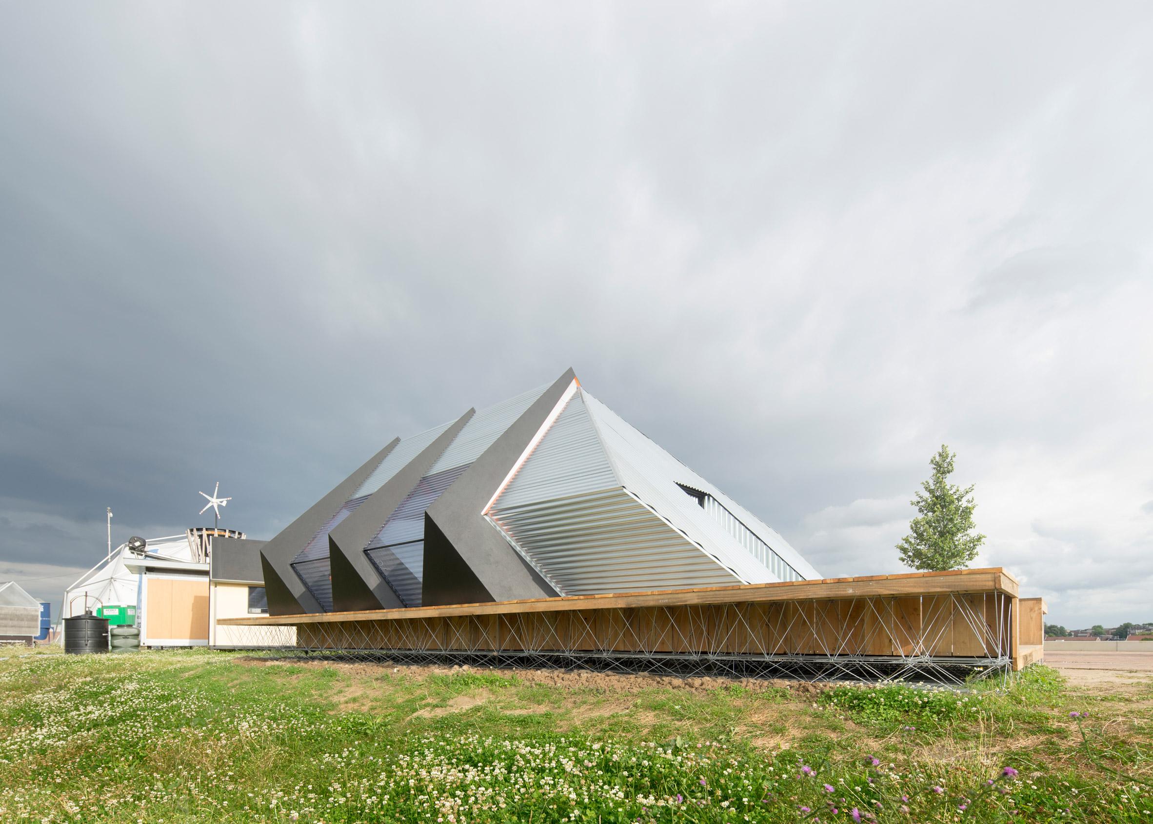 Pavilion by Frank Havermans