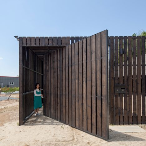 Dandelion farm and visitor centre completed by Archihood WXY in South Korea
