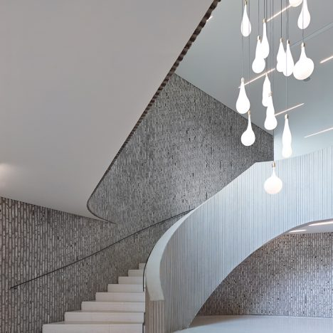 10 of the most popular brick interiors on dezeen s pinterest boards rh archinew altervista org