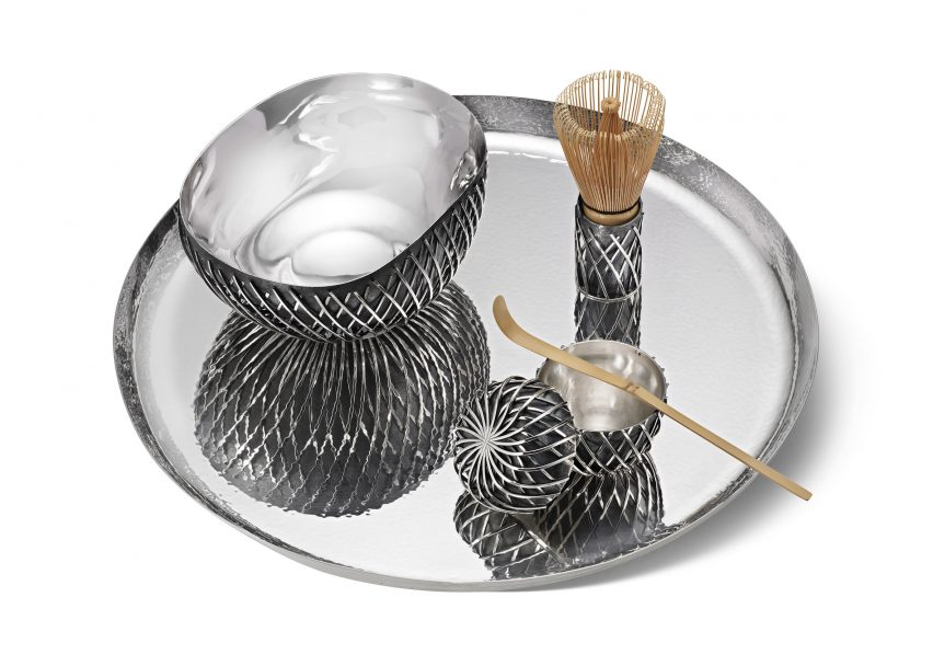 Kusa by Kengo Kuma for Georg Jensen
