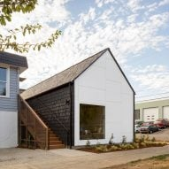 Laura's Place extension by Architecture Building Culture