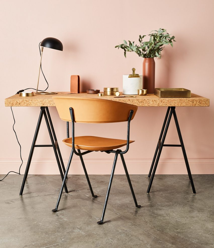 Lightly introduces homeware collection with marionette-like lamps