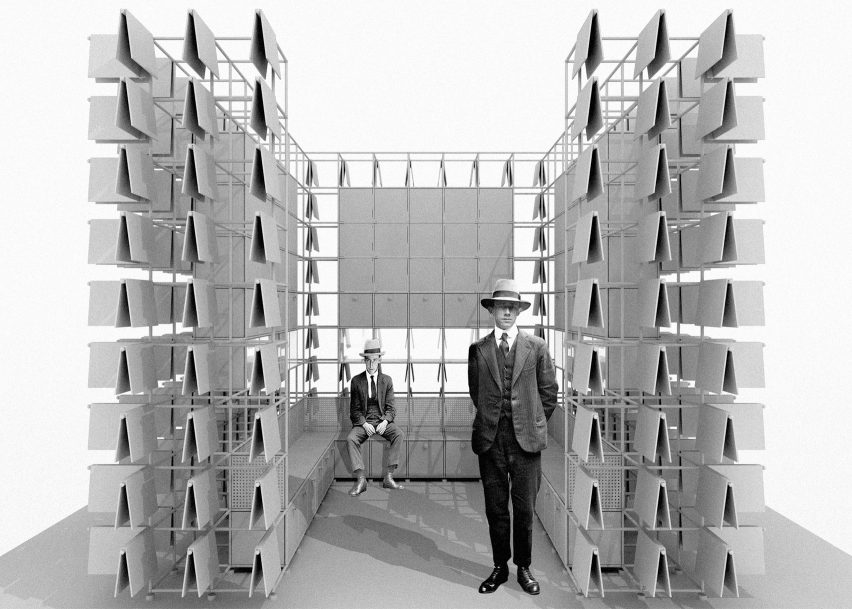 The Publishing House by Blueprint magazine with Flea Folly Architects