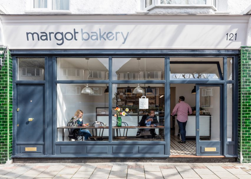 Margot Bakery by Lucy Tauber