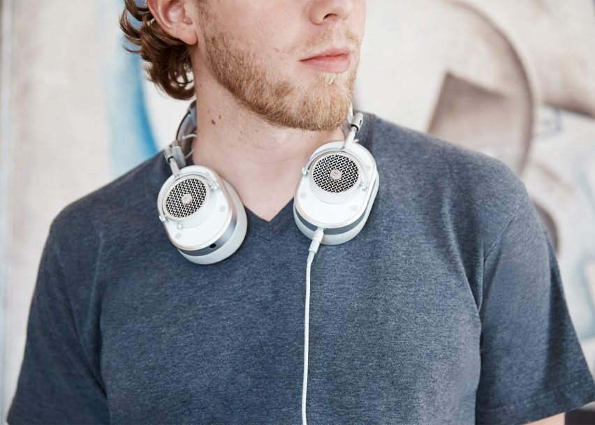 MH40 Over Ear Headphones by Master & Dynamic