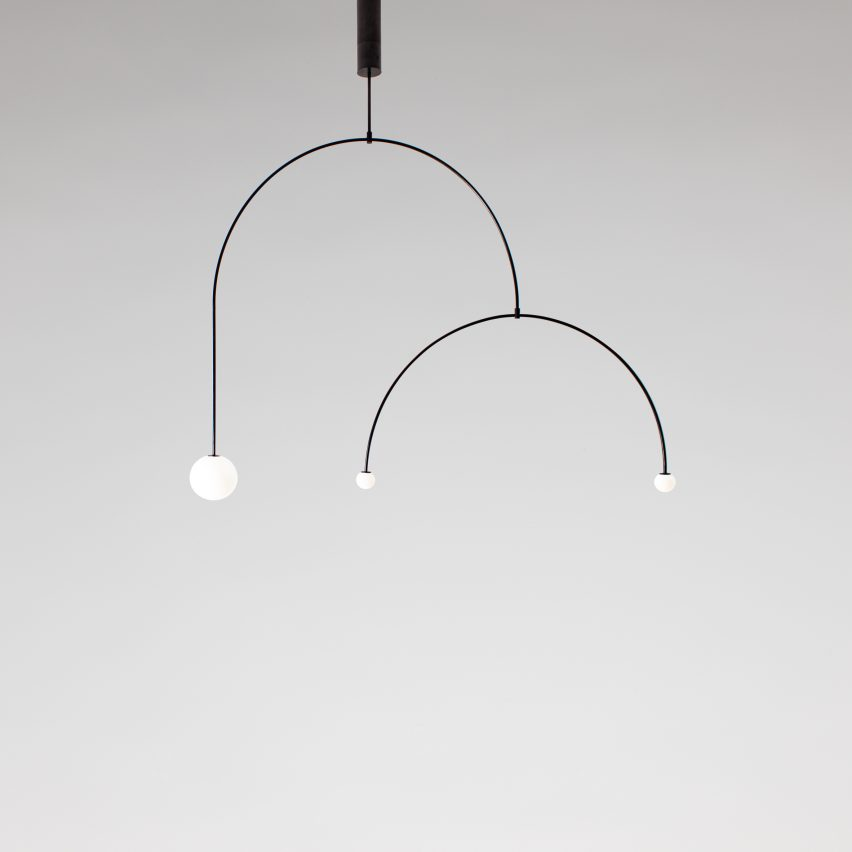Michael Anastassiades is one of James Mair's top five minimalist furniture choices