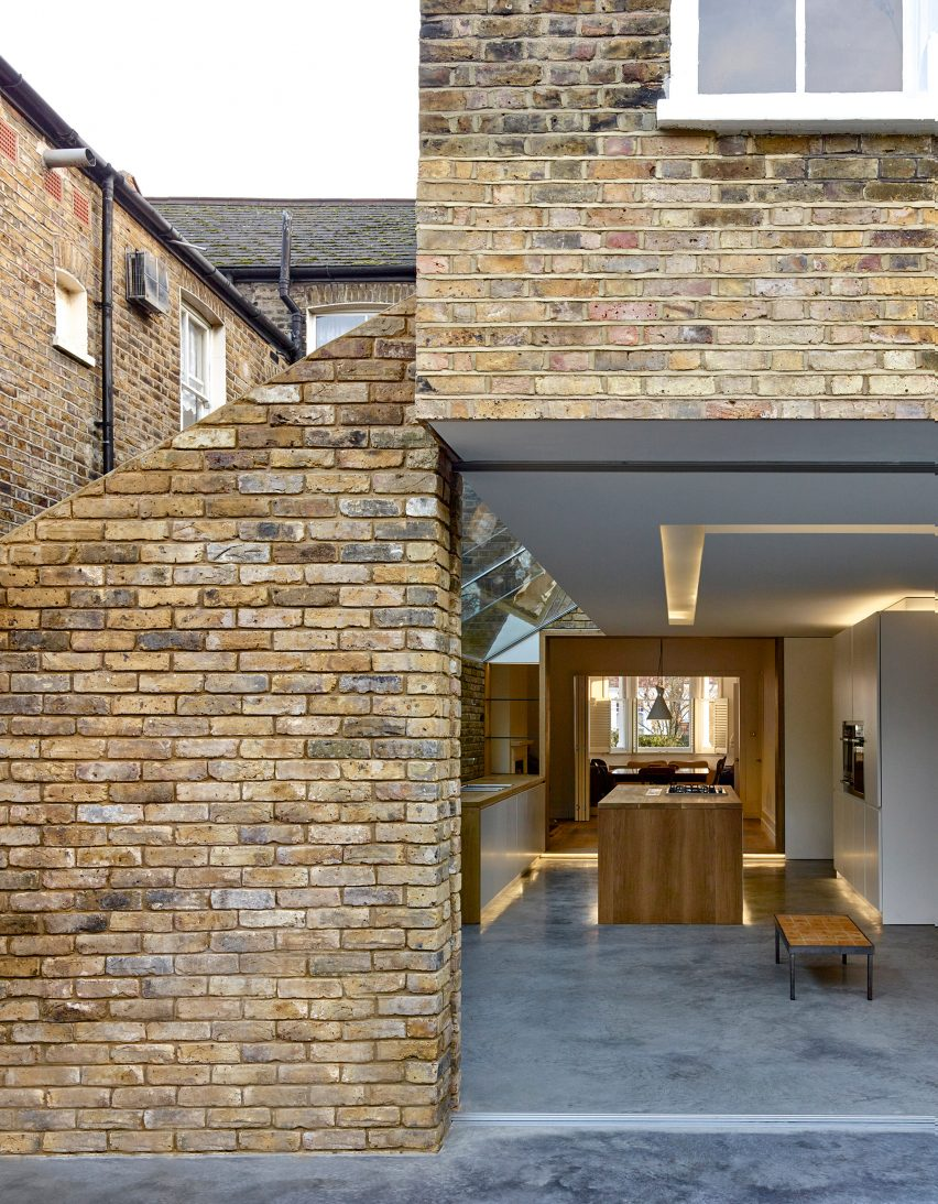 Modern Side Extension by Coffey Architects shortlisted for the RIBA Stephen Lawrence award